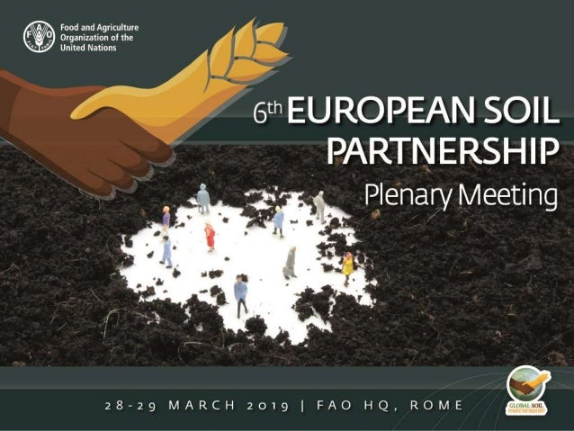 European Soil Partnership PILLAR 2 Encourage investment, technical cooperation, policy, education, awareness and extension...