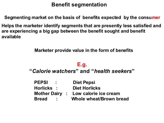 Horlick segmentation