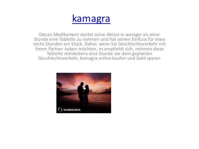 kamagra Dieses Medikament startet seine Aktion in weniger als einer Stunde eine Tablette zu nehmen und hat seinen Einfluss...