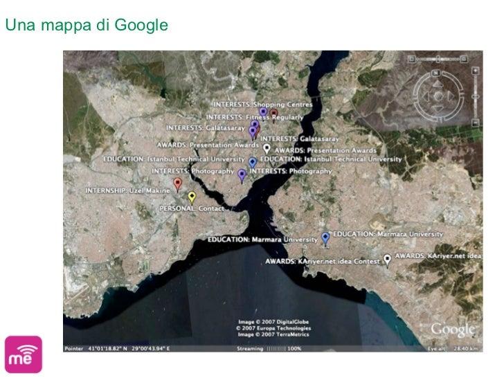 Una mappa di Google