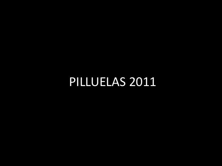 PILLUELAS 2011<br />