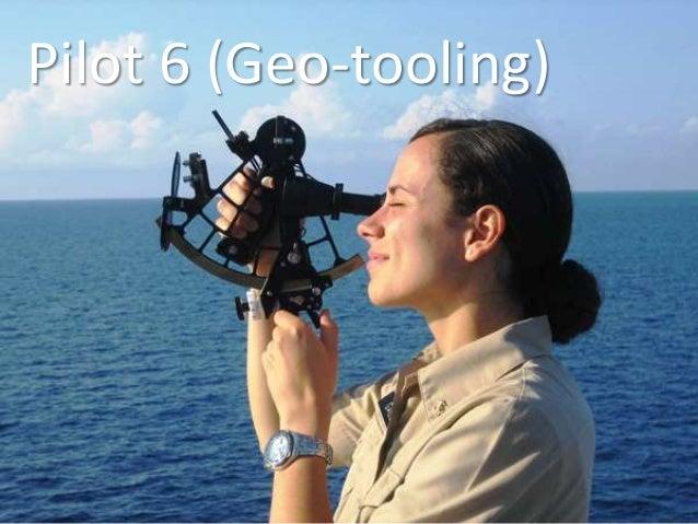Pilot 6 (Geo-tooling)
