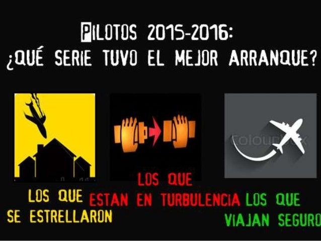 Pilotos 2015 2016