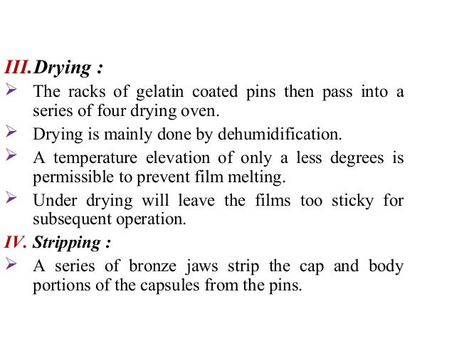 V. Trimming :   The stripped cap and body portions are delivered  to collects in which they are firmly held.   As the co...