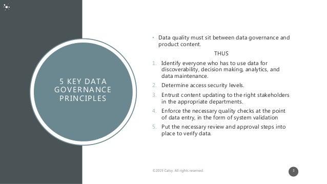 5 Ways Data Governance Drives Revenue Slide 3