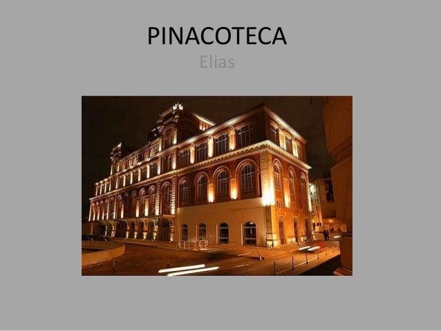 PINACOTECAElias