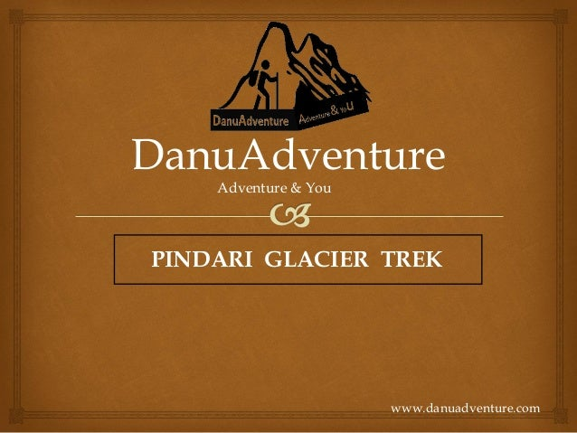 Pindari glacier brouchre By DanuAdventure