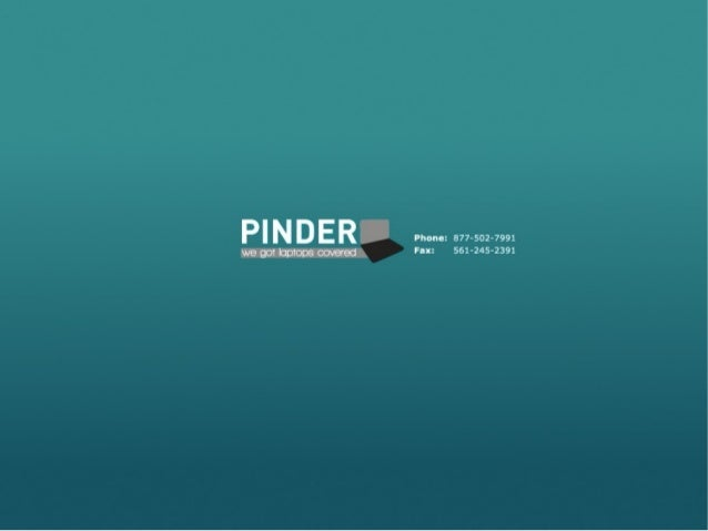 About Us Based in Southern Florida, Pinder Bags is one of the first companies to offer sleek lightweight laptop bags and M...