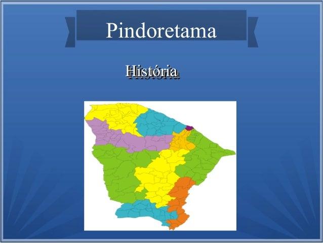 Pindoretama História História