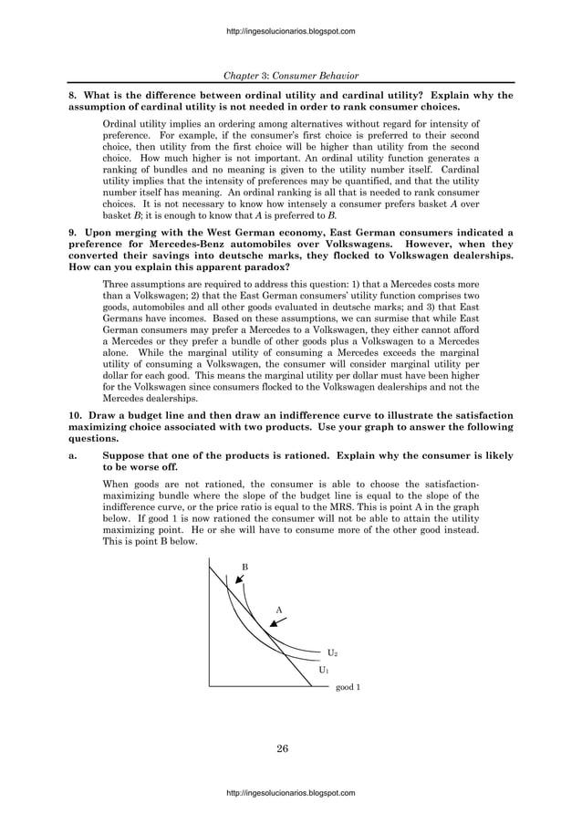 http://ingesolucionarios.blogspot.com                                  Chapter 3: Consumer Behavior8. What is the differen...