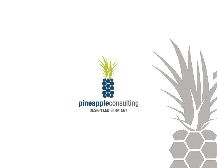 Pineapple Consulting   A Brand Consultancy; operationalizing '                                       'BRANDS'  From identi...