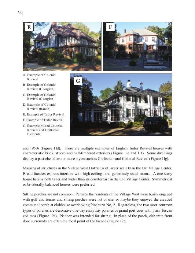 Pinehurst Local Historic District Boundary Amendment