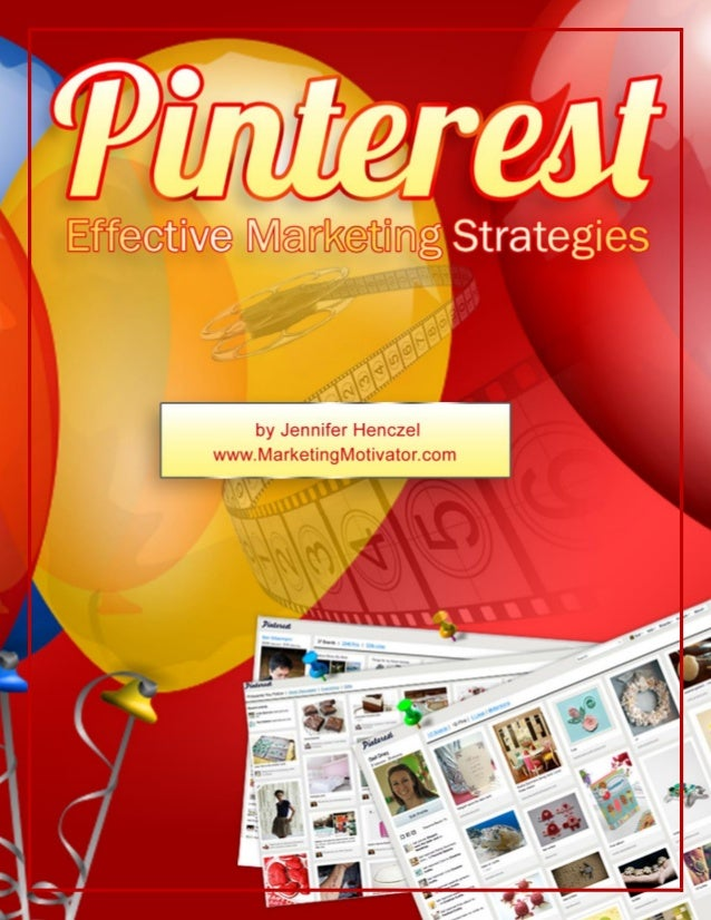 MarketingMotivator.com Effective Marketing Strategies for Pinterest | Data as of March 2012