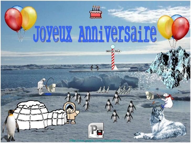 http :// sites.google.com/site/mki2001ppt Joyeux Anniversaire