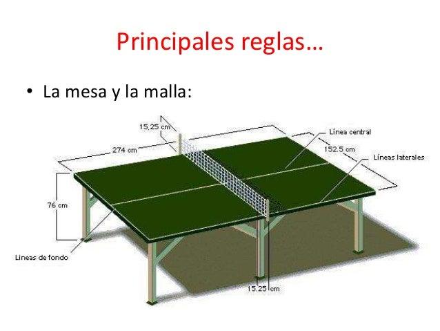 Ping Pong Tenis De Mesa El Original Y Verdadero