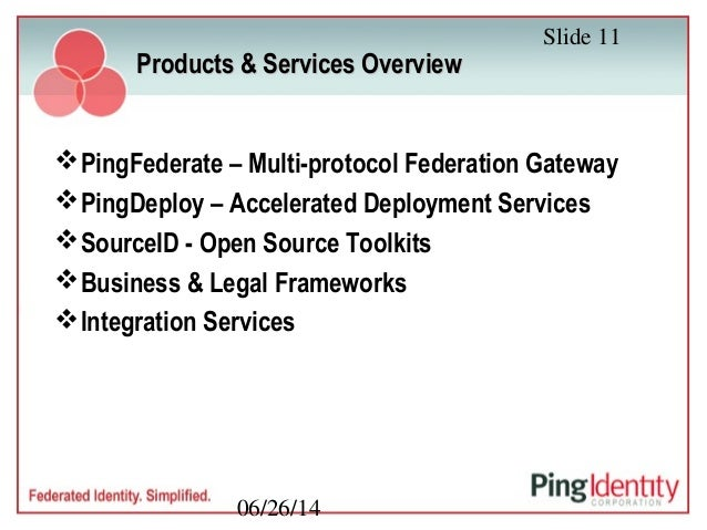 Ping solutions overview_111904