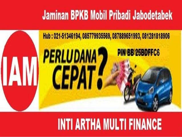Pinjaman Dana Tunai Jakarta