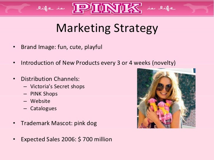 marketing strategy victoria secret Learn more about the email marketing strategy of victoria's secret - view most popular days and recent emails.