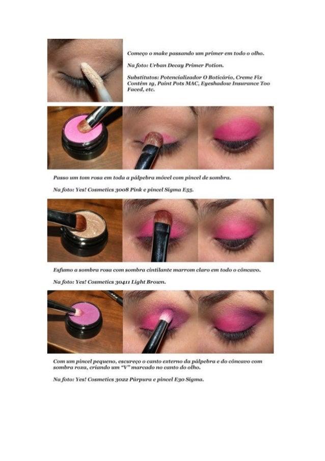 Pink - dicas maquiagem avonloja.com