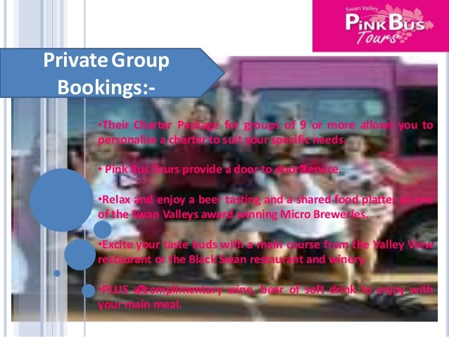 Contact Us:- Contact No. : 0422844117 Email: bookings@pinkbustours.com