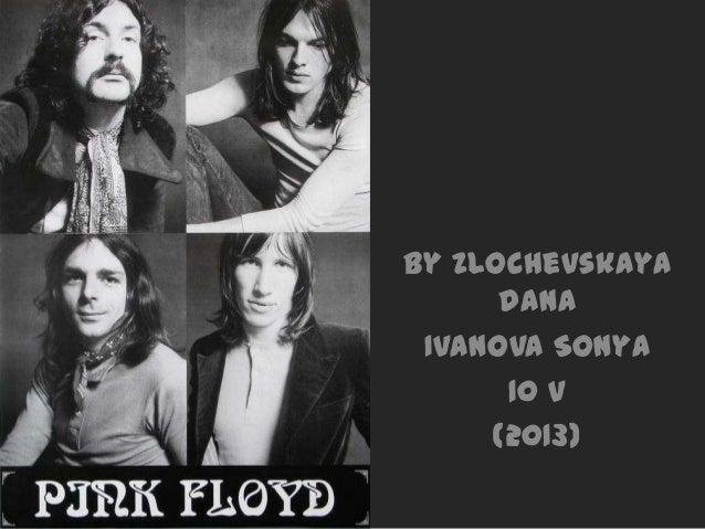 By Zlochevskaya      Dana Ivanova Sonya      10 V     (2013)
