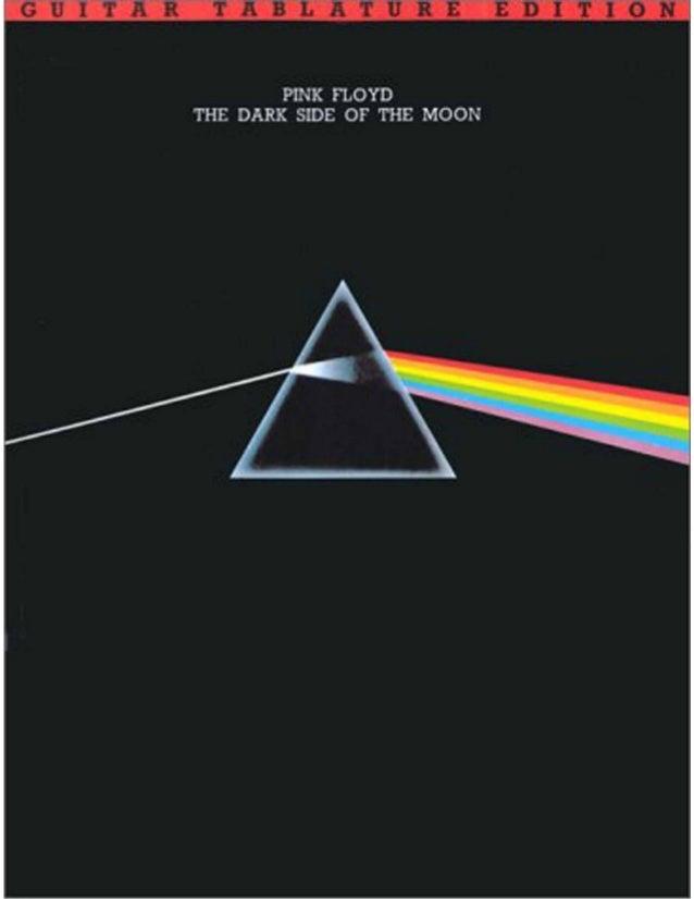 Pink floyd   dark side of the moon - songbook