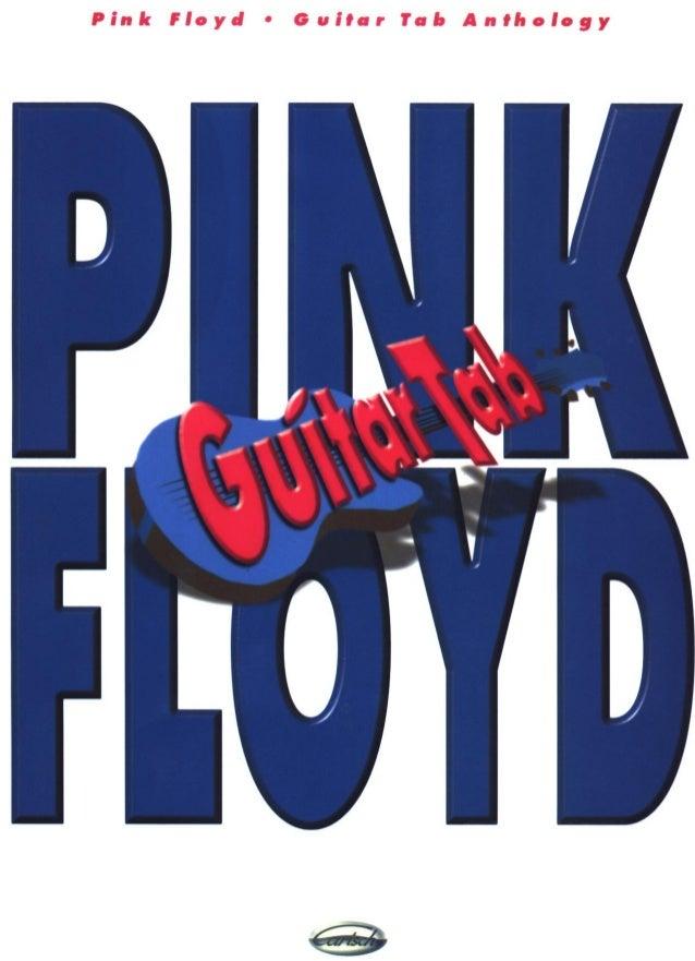 Pink floyd - Partituras para Guitarra
