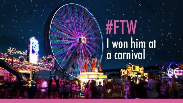 #FTW I won him at a carnival