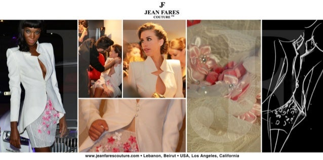 """The Pret-A-Porter by Jean Fares"""