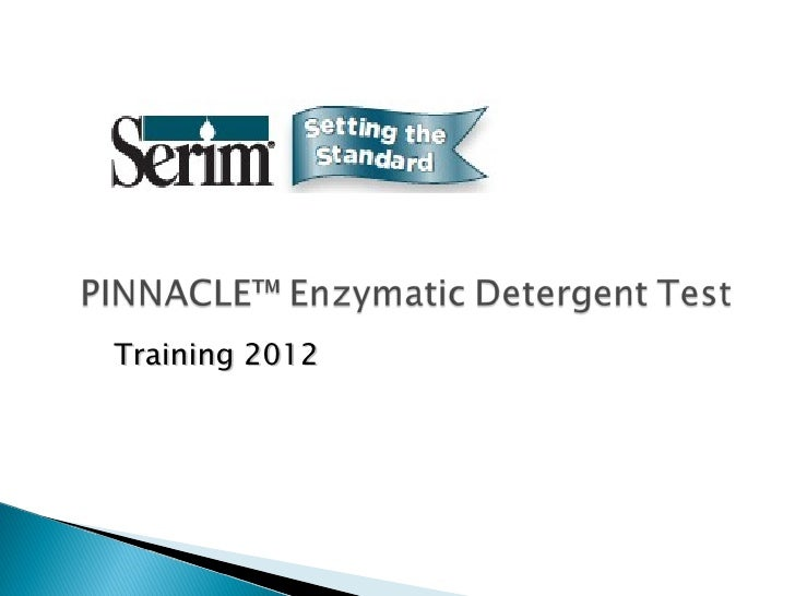 Training 2012