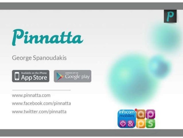 Lessons we've learned while building a mobile startup (Pinnatta)