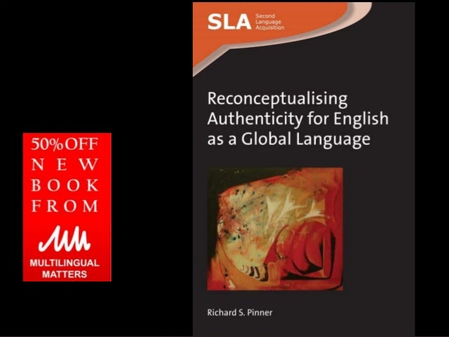 The connections between authenticity and native- speakerism: Students' reactions to international English varieties CELC S...