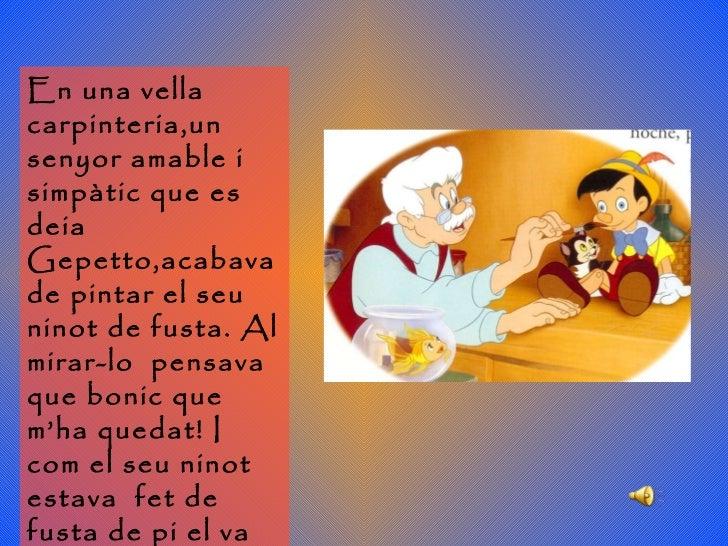 Pinocho Slide 2