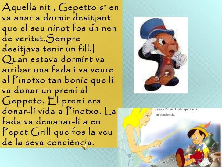 Pinocho Slide 3