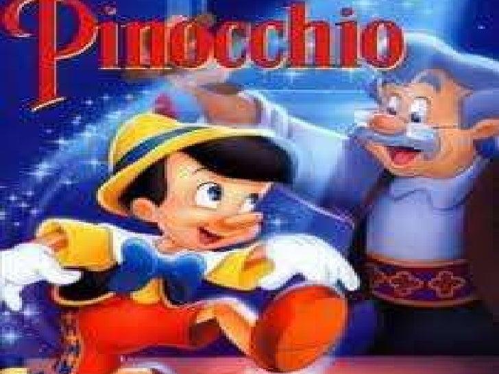 Erase una vez en una vieja carpintería, Geppetto, un señor amable y simpático,terminaba más un día de trabajo dando los úl...