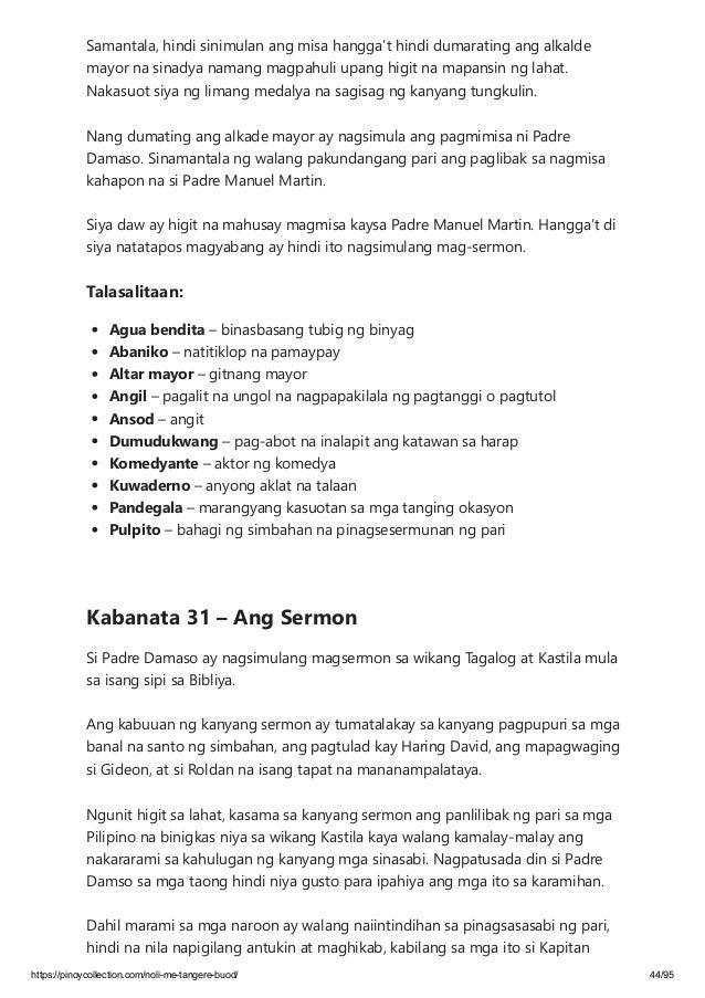 Felsebiyat Dergisi – Popular Kabanata 33 El Filibusterismo