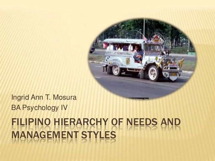 filipino leadership styles Looked into: the school heads' adversity quotient, leadership styles and  performance, commitment of teachers to organizational values and the  relationship.