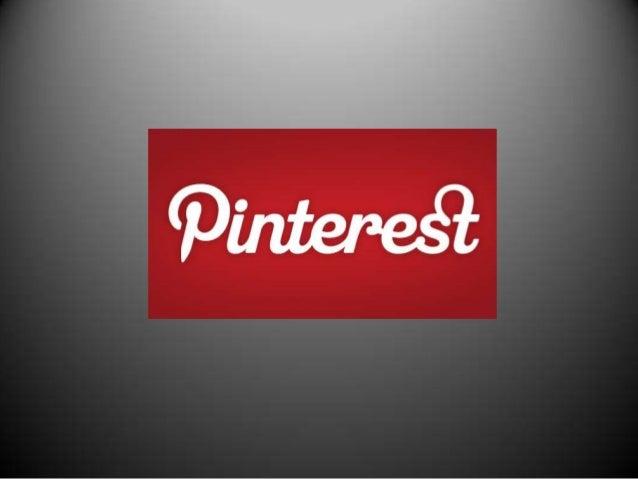 A ferramenta• O que é?(Rede social, foco em fotografias)• Como funciona?(Compartilhamento através de Pins)• O que abrange?...