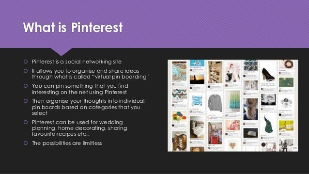 Pinterest Lingo
