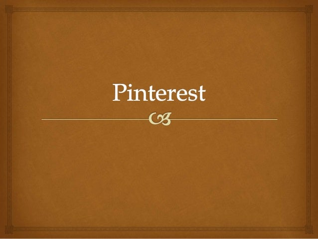   Pinterest is the world's catalog of ideas—every Pin you see is an idea that someone saved to Pinterest. What is Pinter...