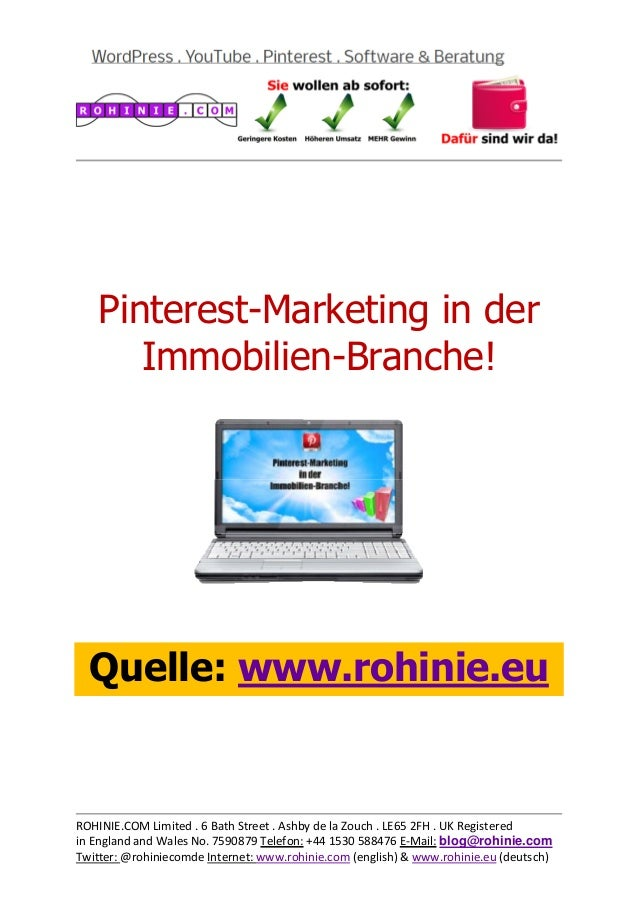 Pinterest-Marketing in de...