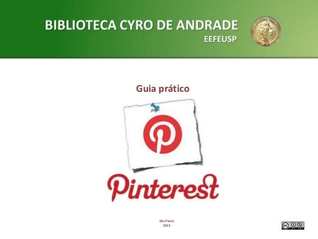 São Paulo 2013 Guia prático