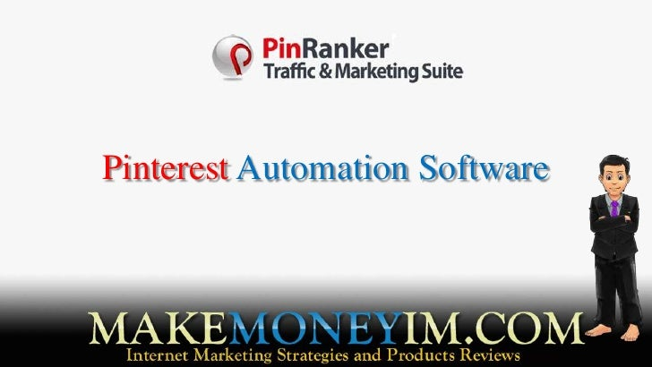 Pinterest Automation Software