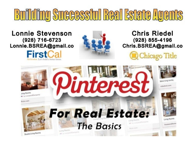 Lonnie Stevenson           Chris Riedel    (928) 716-6723          (928) 855-4196Lonnie.BSREA@gmail.co   Chris.BSREA@gmail...