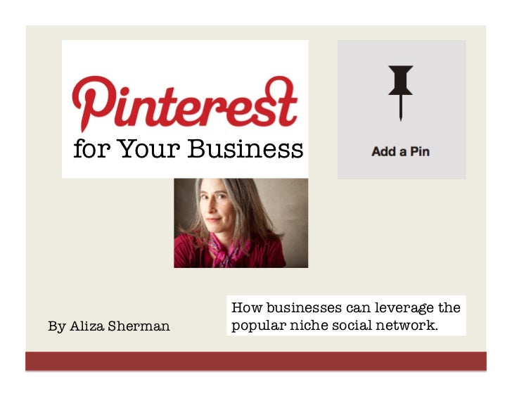 Pinterest For Business: Quick Reference