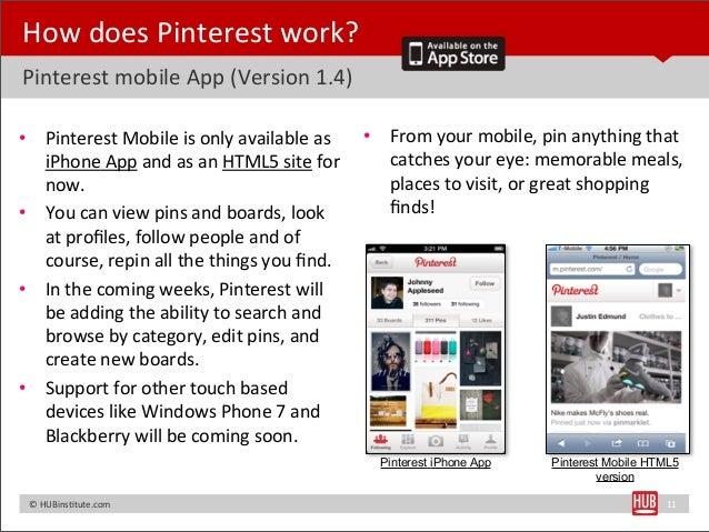 How does pinterest work pinterest mobile - Pinterest mobel ...