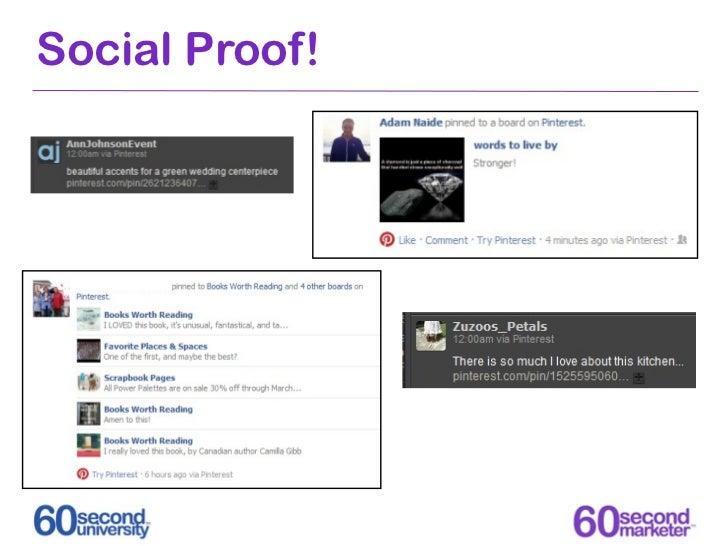 Social Proof!