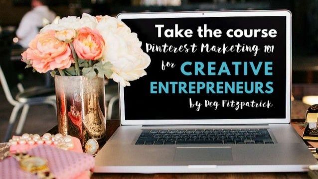 Pinterest Marketing 101 for Creative Entrepreneurs