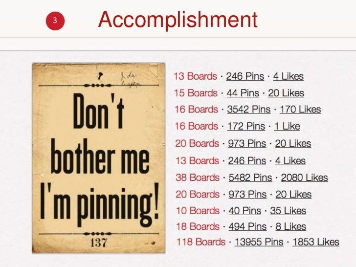 3   Accomplishment