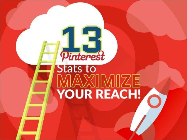 13 Pinterest stats to know so you can maximize your reach